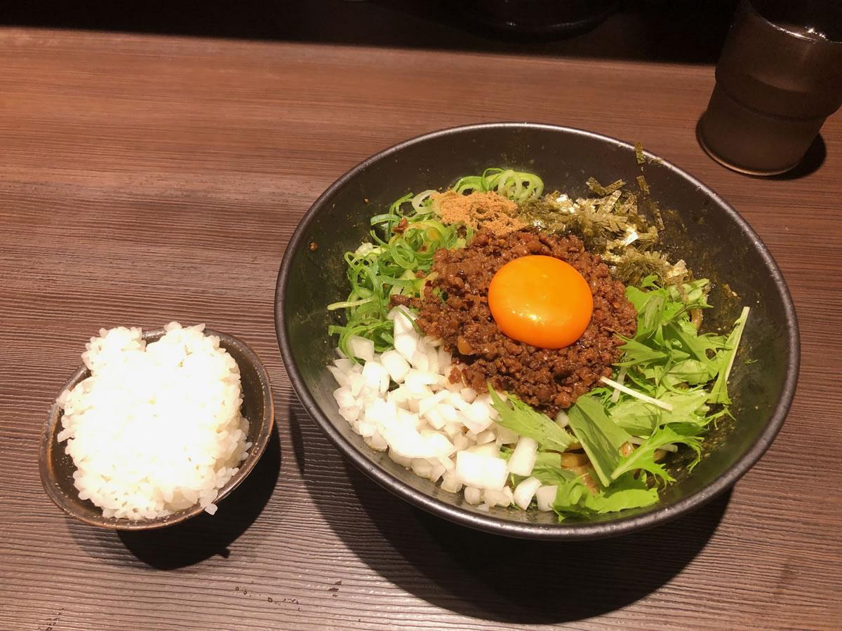 朝4時に麺屋つばき4